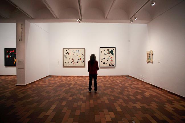 Biglietti Fondazione Joan Miró