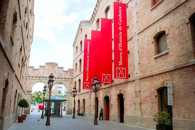 Biglietti Museo Storia Catalogna
