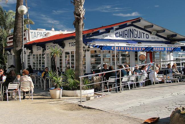 Chiringuito Sitges
