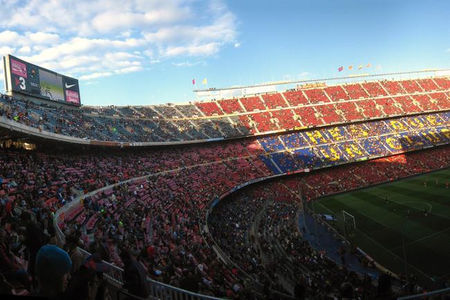 Il Camp Nou