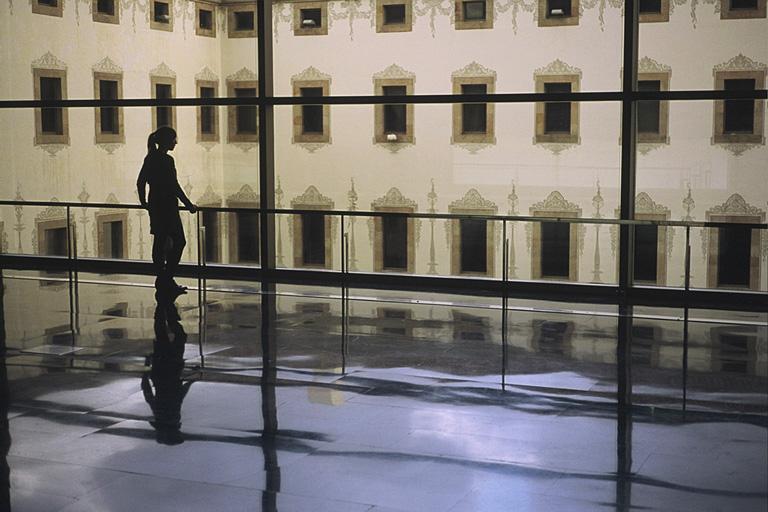 CCCB Centro de Cultura Contemporánea de Barcelona