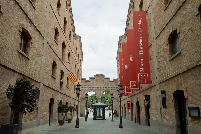Entrada Museo Historia Cataluña