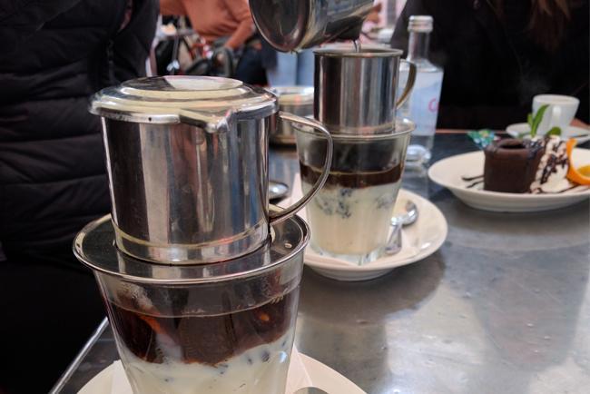 Caffè Vietnamita da Bunbo