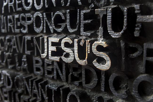 Sagrada Familia Jesus