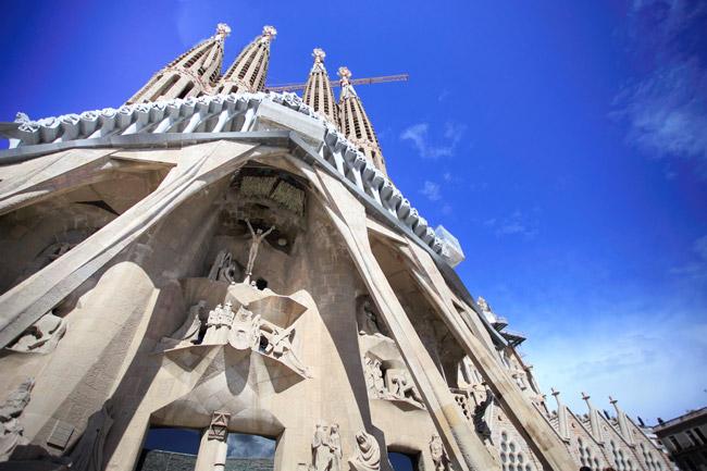 Le Torri della Sagrada Familia