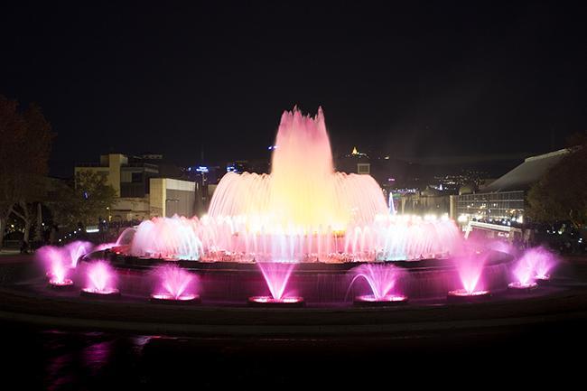 Fontana Magica di Montjuic