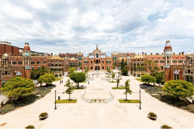 The Hospital of Sant Pau