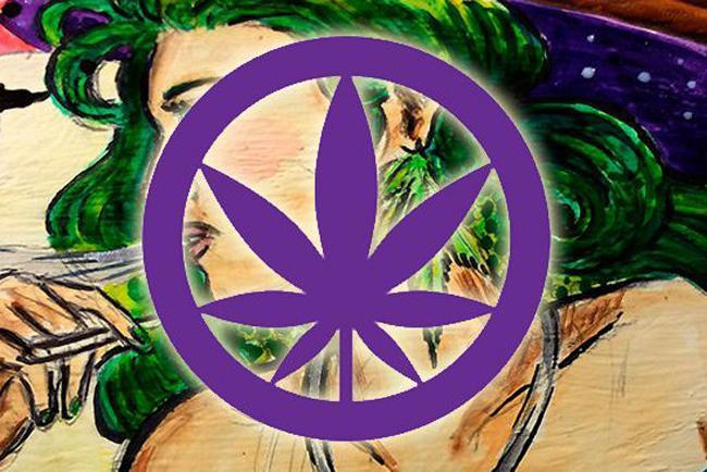 Manifesto Donne e Cannabis
