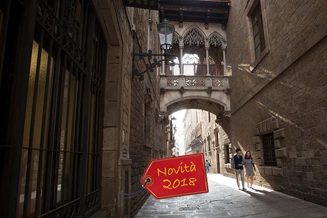 Tour Barrio Gotico e Palau Güell