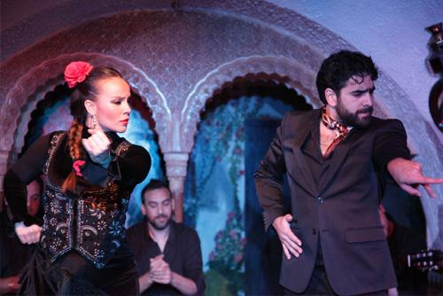 flamenco show ballerini