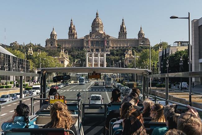 Bus turistico: Barcellona in bus!
