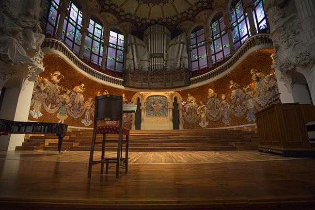 Biglietti Palau della Musica Catalana