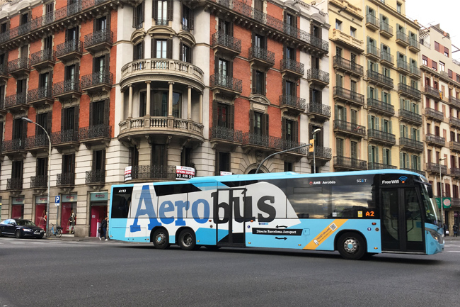 Aerobús Barcelona