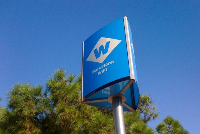 Wi-Fi a Barcellona
