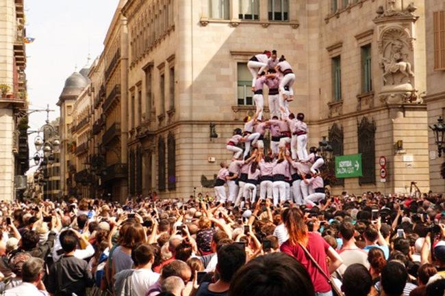 Festa della Mercede, Barcellona