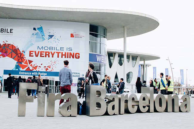 Mobile World Congress Barcellona