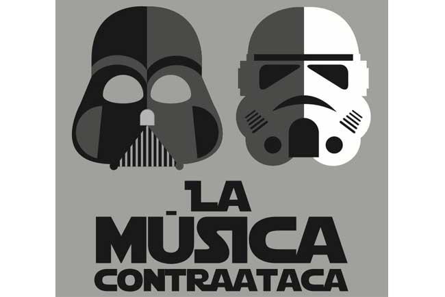 Locandina spettacolo La musica contraataca