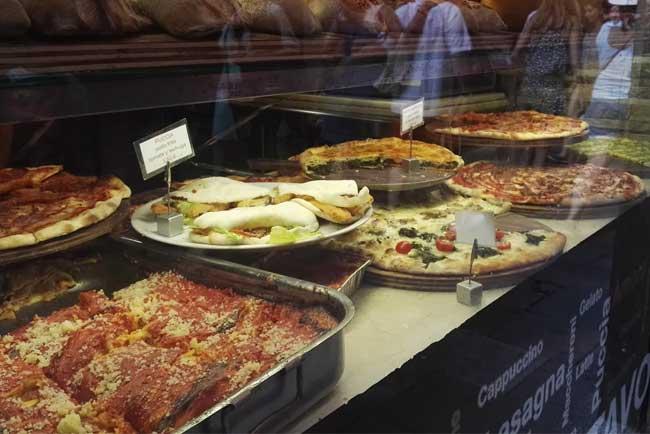 Pizzería Puglia in Tavola en Barcelona