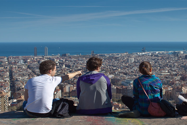 Visit Barcelona with an unofficial guide